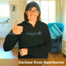 Thank You Darlene From Hawthorne (Brisbane) For Carpet Cleaning Review