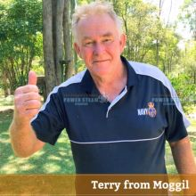 Thank You Terry From Moggil For Carpet Cleaning Review
