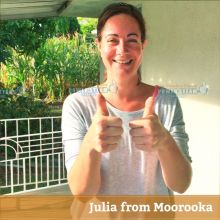 Thank You Julia From Moorooka (Brisbane) For Carpet Cleaning Review