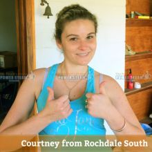 Thank You Courtney From Rochdale South (Brisbane) For Carpet Cleaning Review