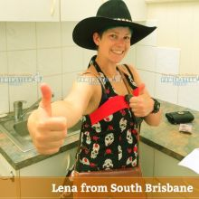 Thank You Lena From South Brisbane For Carpet Cleaning Review
