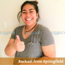 Thank You Rachael From Springfield For Carpet Cleaning Review