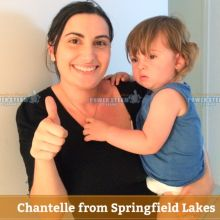 Thank You Chantelle From Springfield Lakes For Carpet Cleaning Review