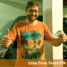 Thank You Evan From Teneriffe (Brisbane) For Carpet Cleaning Review
