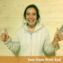 Thank you Jess from West End (Brisbane) for Carpet Cleaning review